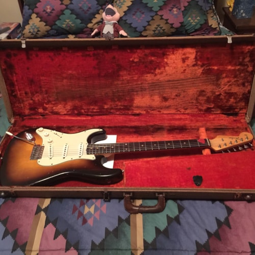 1960 Fender LEFTY Strat
