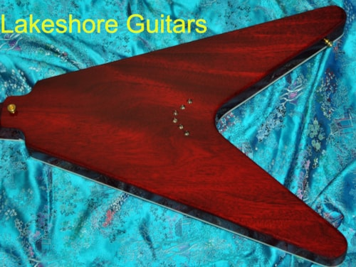 2015 Gibson Flying V Custom, Custom shop