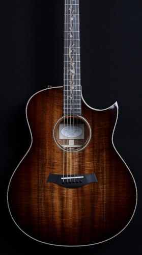 Taylor K28ce with Florentine Cutaway