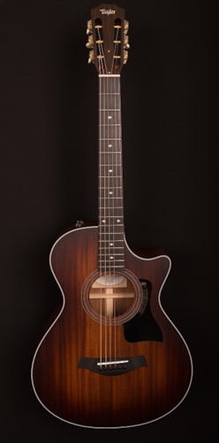 Taylor 322ce 12 Fret SEB Top