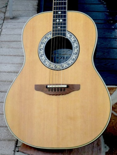 1983 Ovation 1627-4 Glen Cambell Model