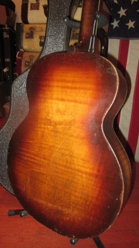 ~1949 Harmony Playtime Archtop Acoustic