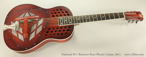 2011 National M-1 Baritone
