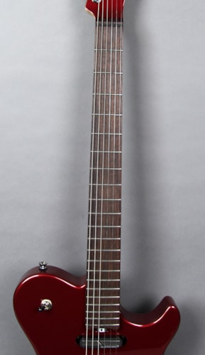 2016 Manson MA2 Evo Z-Vex Electric Guitar Apple Cider Red