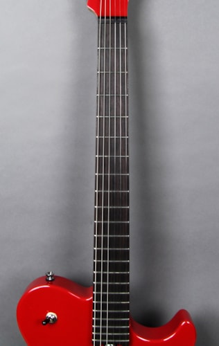 2016 Manson MA2 Evo Electric Guitar Red Sustaniac Custom