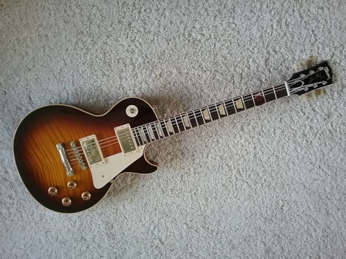 2002 Gibson Les Paul Standard 59 Custom Shop