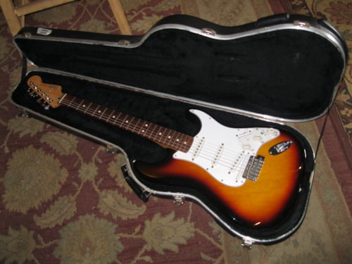 2010 Fender® Roland Ready Stratocaster®
