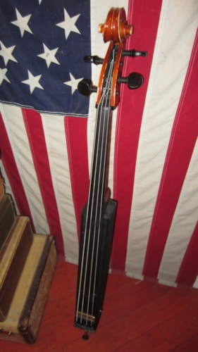 2016 Gino in Brooklyn Upright Electric Bass