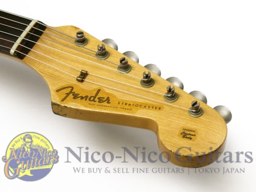 2007 Fender® Custom Shop '60 Stratocaster® Relic®