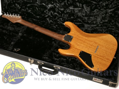 2012 Suhr Standard Carved Top