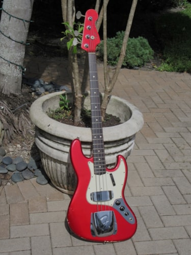 1965 Fender® Jazz Bass®