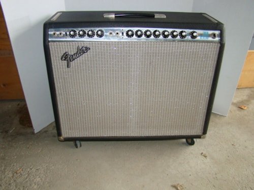 1975 Fender® Twin Reverb®