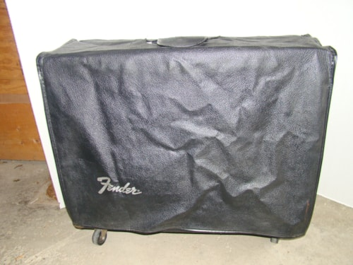 1972 Fender® Twin Reverb® Cover, Vibrosonic Reverb Cover