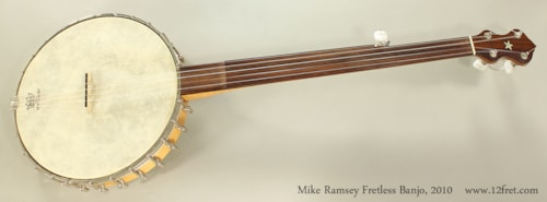 2010 Mike Ramsey Fretless 5 String