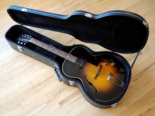1952 Gibson ES-125 Vintage Archtop Electric Guitar 99.9% Stock w/case