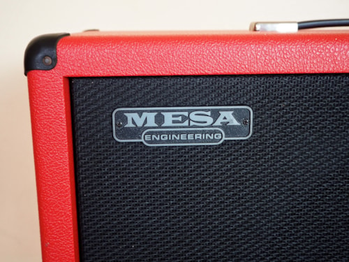 Mesa Boogie 1x12 WideBody Compact Speaker Cab Celestion Black Shadow