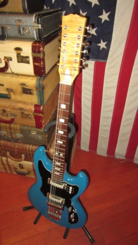 ~1967 Teisco Double Pickup 12 String Electric