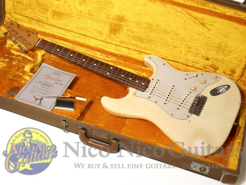 1995 Fender Custom Shop '60 Stratocaster® Relic® Cunetto Era