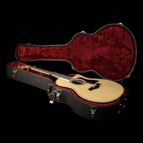Taylor 816ce Grand Symphony Acoustic/Electric Guitar Natural