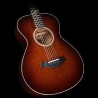 Taylor Used 2016 Taylor 522e 12-Fret Grand Concert Acoust
