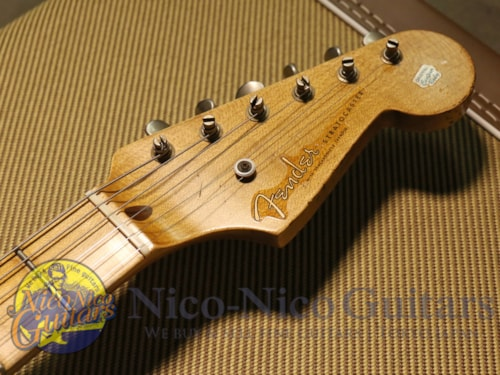 2014 Fender® Custom Shop '54 Stratocaster® Heavy Relic® 60th Anniversary by Greg Fessle