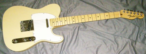 2006 Fender Telecaster HIGHWAY ONE - maple neck