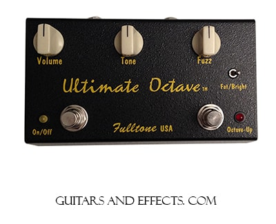 Other Fulltone Ultimate Octave