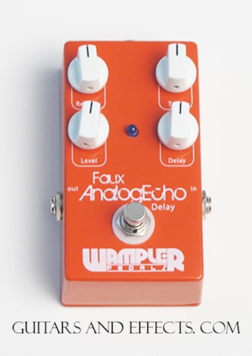 Other Wampler Faux Analog Echo