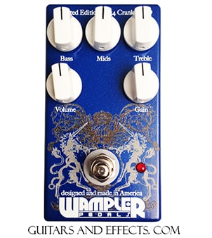 Other Wampler Limited Edition Cranked OD