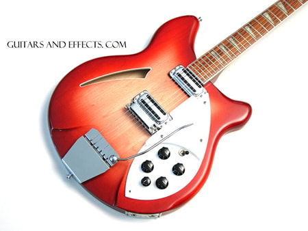 2004 Rickenbacker Rickenbacker 360 with Factory Toasters / Upgrades