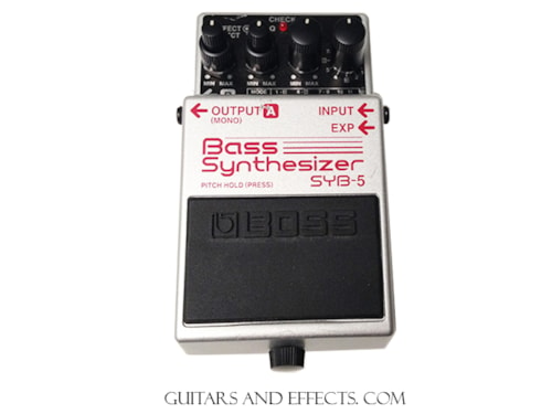 Other Boss SYB-5 Bass Synthesizer