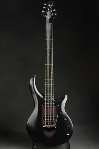 ERNIE BALL MUSIC MAN Majesty - Polar Noir