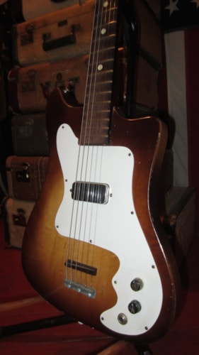 ~1965 Kay Vanguard Single Pickup Solidbody Electric