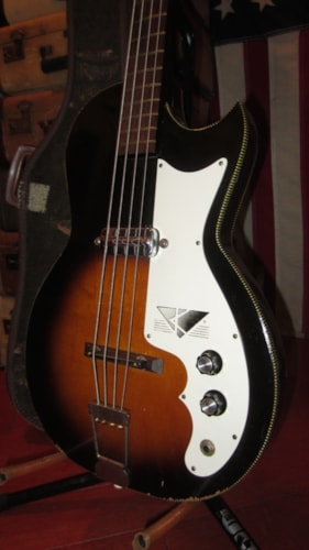 ~1965 Kay Model 5915 Electric Bass