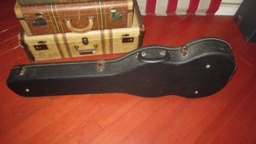 ~1964 Gibson SG Standard / Jr Hard Case
