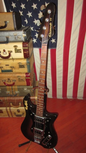 ~1967 Hagstrom Coronado IV Electric Bass