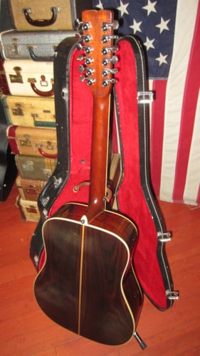 ~1979 Fender F-80-12 12 String Acoustic