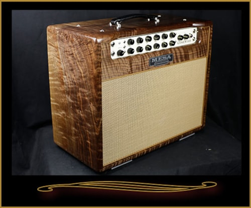 2016 Mesa Boogie Custom Lone Star™ 1x12 Combo Private Reserve Claro Walnut
