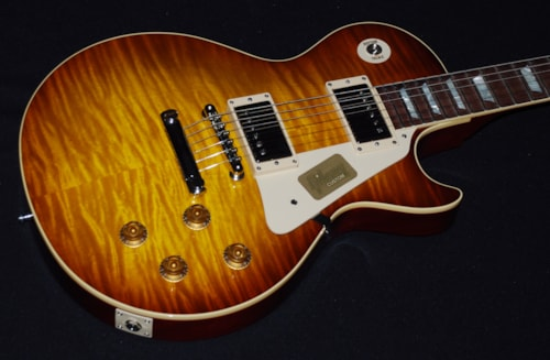 2016 Gibson Custom Shop 1959 Reissue Les Paul Gloss