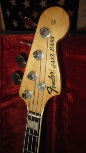 1969 Fender® Jazz Bass®
