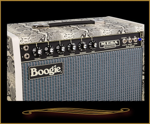 2014 Mesa Boogie King Snake Limited Edition 1x12 Combo