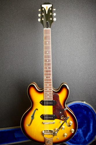 2011 Epiphone Casino Ltd Ed. 1961 reissue