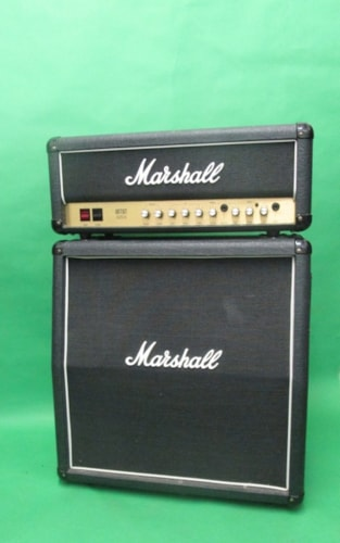 1987 Marshall Artist 3203 Amplifier set