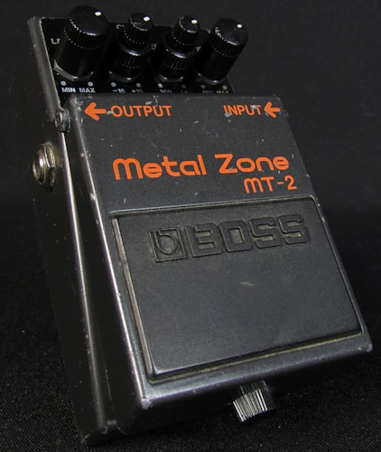 2003 BOSS MT-2 Metal Zone