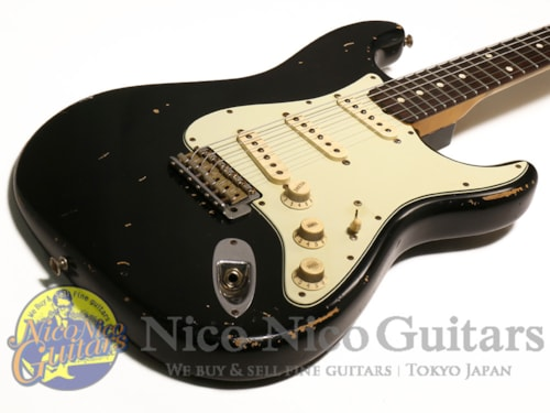 2009 Fender® Custom Shop '61 Stratocaster® Relic® by John Cruz