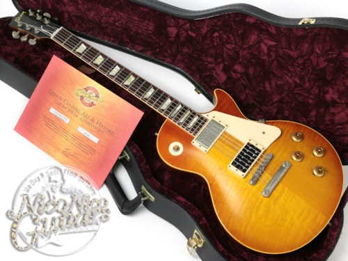 jimmy page les paul color - gibson custom shop jimmy page no 1 custom authentic
