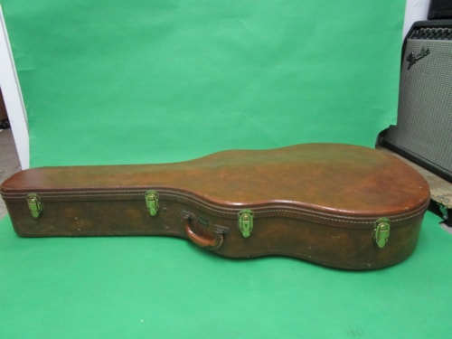 1958 Gibson J-200 or Super 400 Case