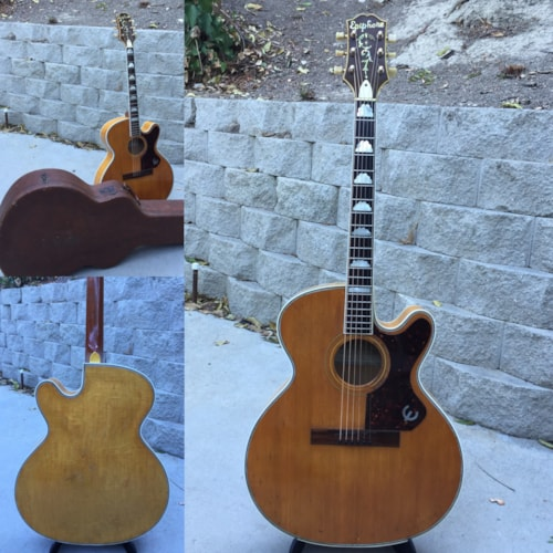 ~1954 1954 Epiphone Ft-210 deluxe