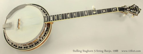 1988 Stelling Stag Horn