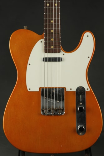 Fender® Custom Shop 1959 Telecaster® Journeyman Relic® - Faded Candy T
